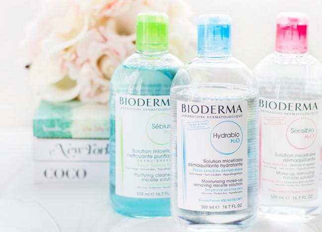 Agua Micelar Bioderma: mi experiencia