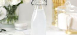 Cómo hacer un agua micelar casera de manera sencilla